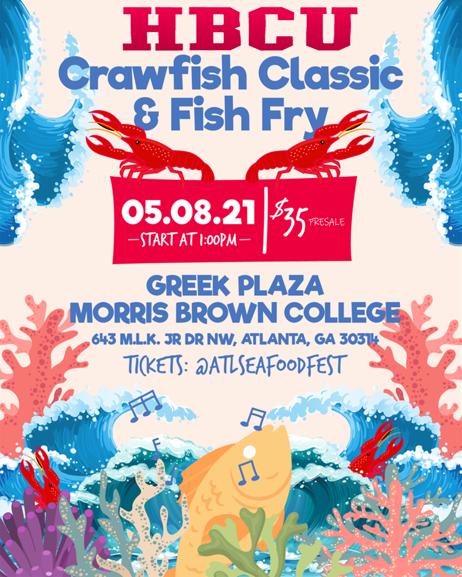 Atlanta Seafood Festival Series