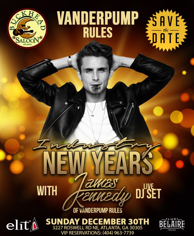INDUSTRY NEW YEARS with James Kennedy