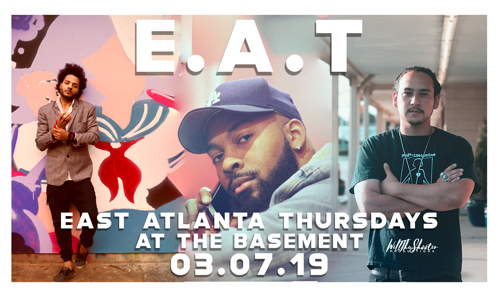 East Atlanta Thursdays - E.A.T. - at the Basement - 06.06.19