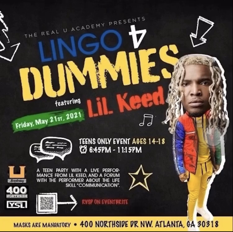 Lingo 4 Dummies: Teen ONLY Event