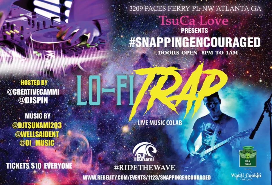 #SnappingEncouraged