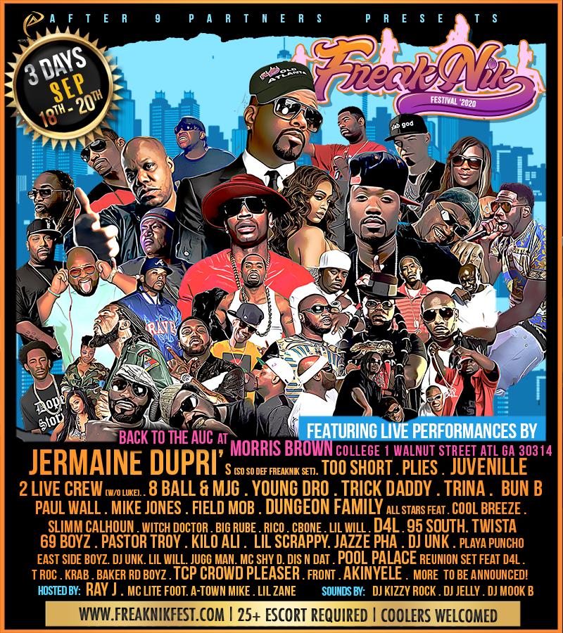 2nd Annual FreakNik Festival 2020