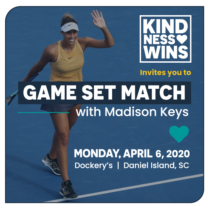 Game Set Match with Madison Keys