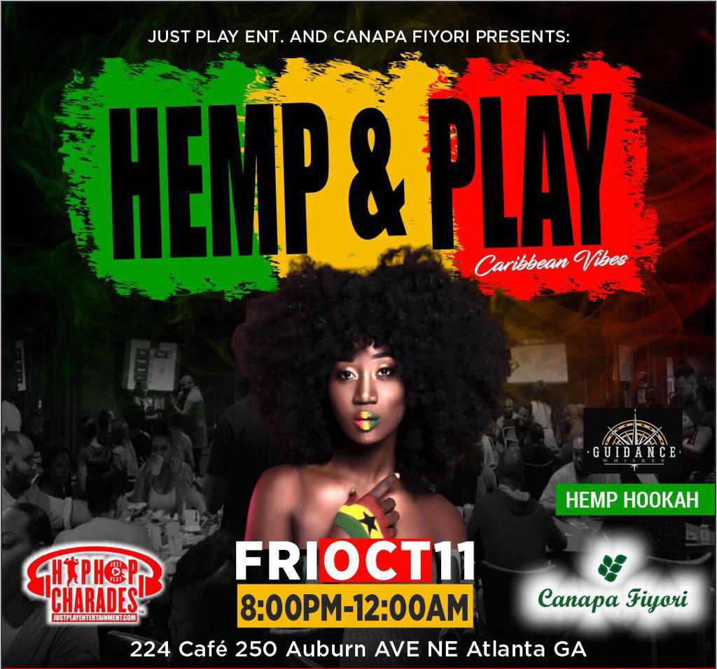 HEMP HOOKAH PRESENTS