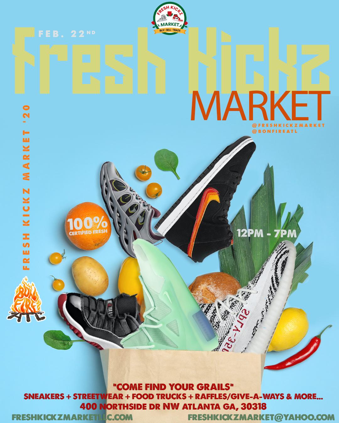 Fresh Kickz Market '20