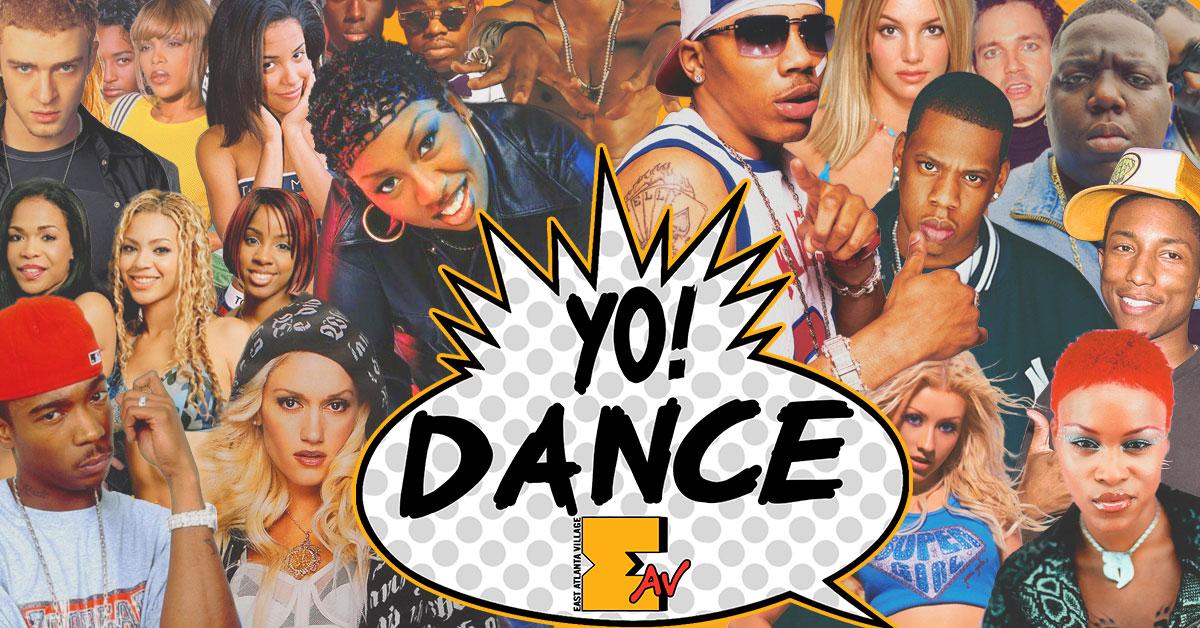 DANCE - 90's & 00's dance party