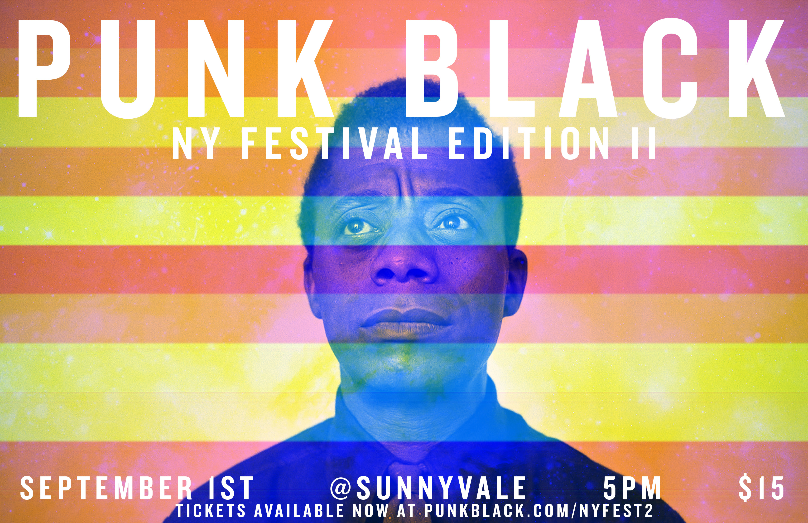 PUNK BLACK NY Festival Edition II
