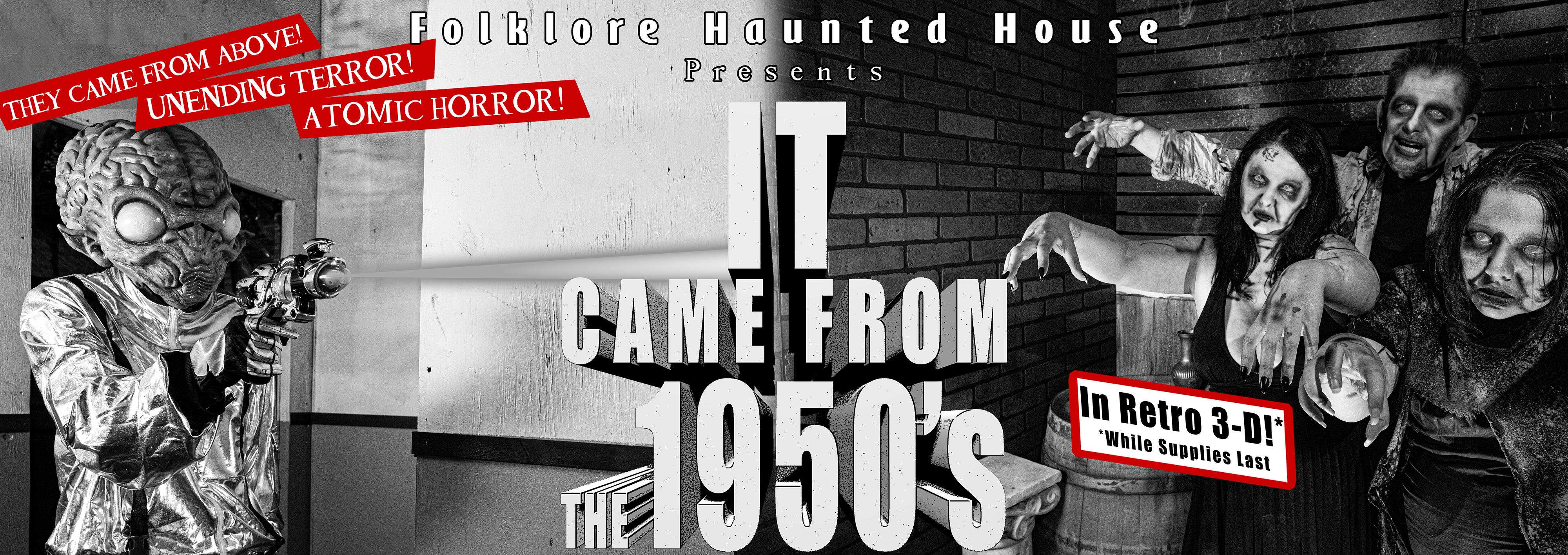 Folklore Haunted House 2021
