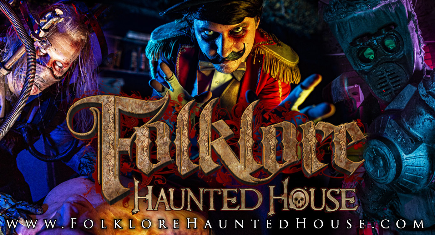 Folklore Haunted House 2020