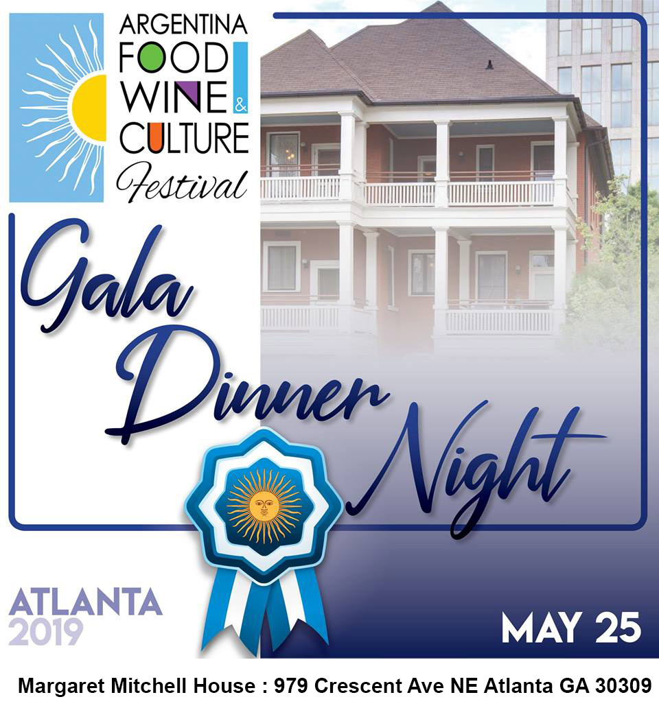 ArgFoodFest - GALA DINNER NIGHT
