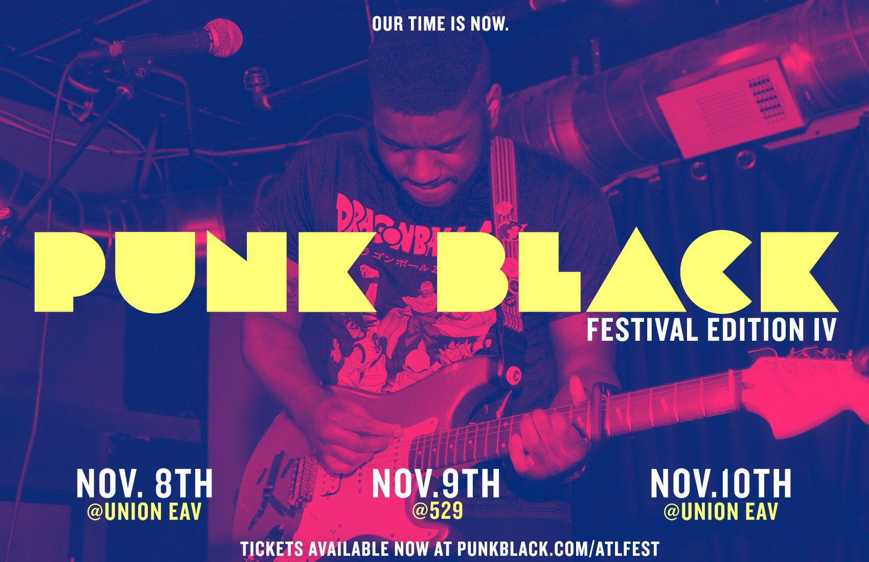PUNK BLACK Festival Edition IV