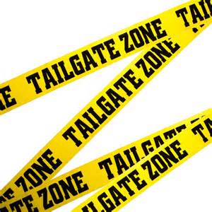 Sunday: Big Game Tail Gate + Watch party