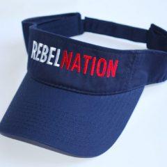 Rebel Nation Visor