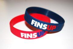 FinsUp Wristband
