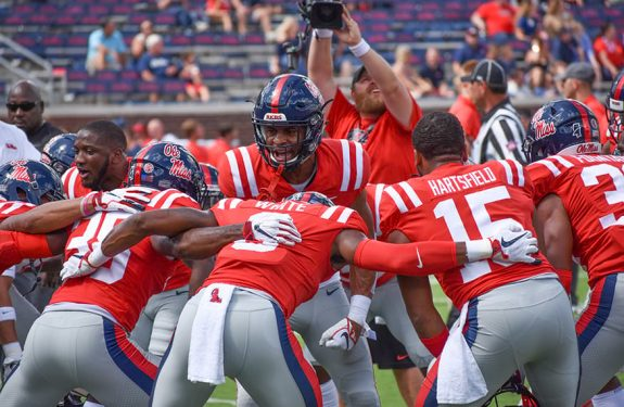 Ole Miss Football Releases 2019 Schedule - Rebel Nation ...