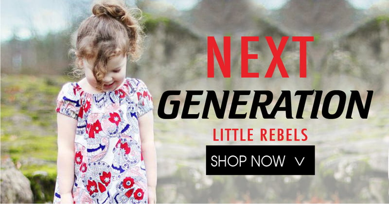 Fashion for kids on RebelsMarket
