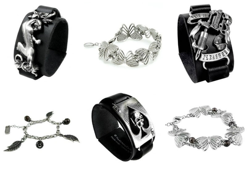 Bold Statement Bracelets from RebelsMarket