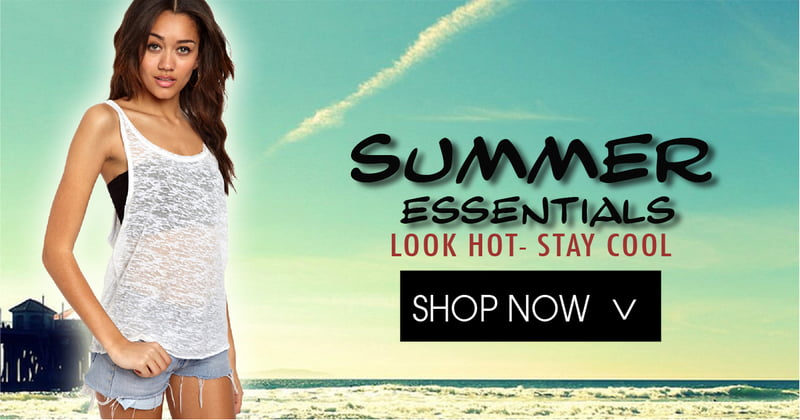 Summer Essentials From RebelsMarket