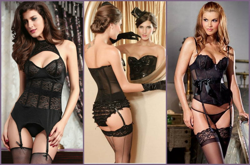 High Fashion Lingerie