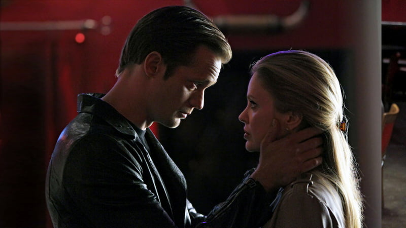 Eric and Pam from True Blood