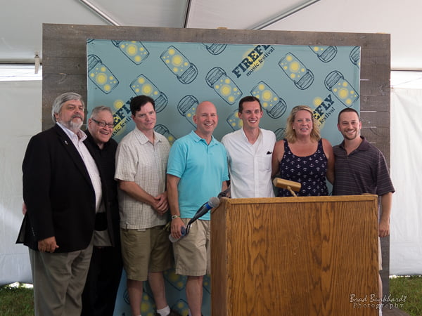 Firefly Music Festival Press Conference