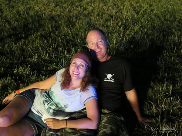 The couple that rocks together - stays together. Festival Fashion from Firefly 2015