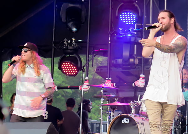 Dirty Heads - Firefly Festival Fashion 2015