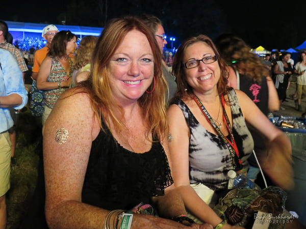 Ladies Night Style - Festival Fashion from Firefly 2015