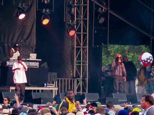 Snoop Dogg - Firefly Festival Fashion 2015