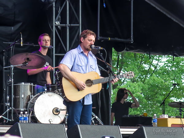 Sturgill Simpson - Country Western Fashion -  Firefly Music Festival 2015