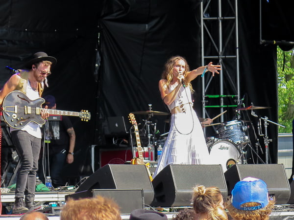 Zella Day - Firefly Festival Fashion 2015