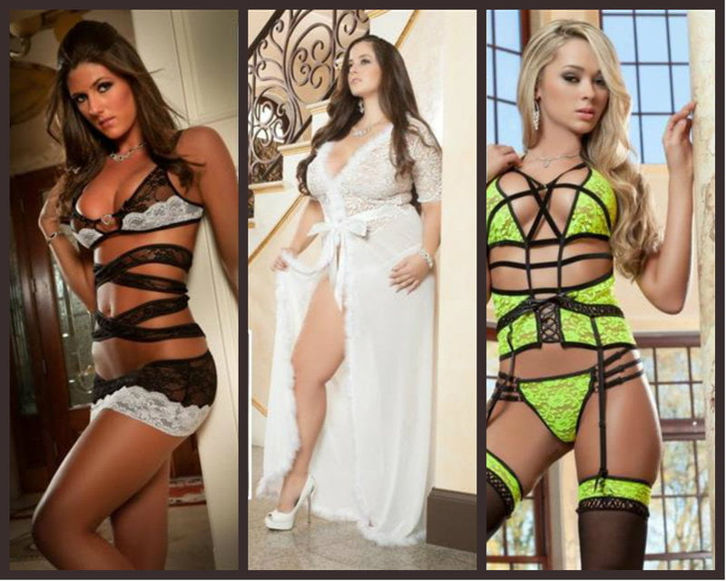 Lingerie for every body type
