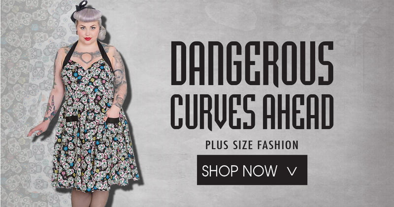 Shop Plus Size Fashion on RebelsMarket