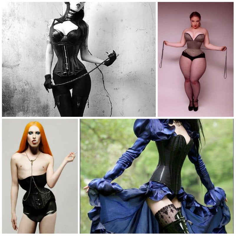 Fetish Corsets in Modern Fashion