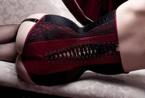 Corsets are perfect for the bedroom