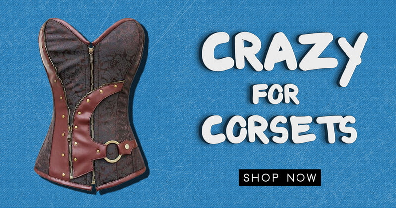 Corsets from RebelsMarket