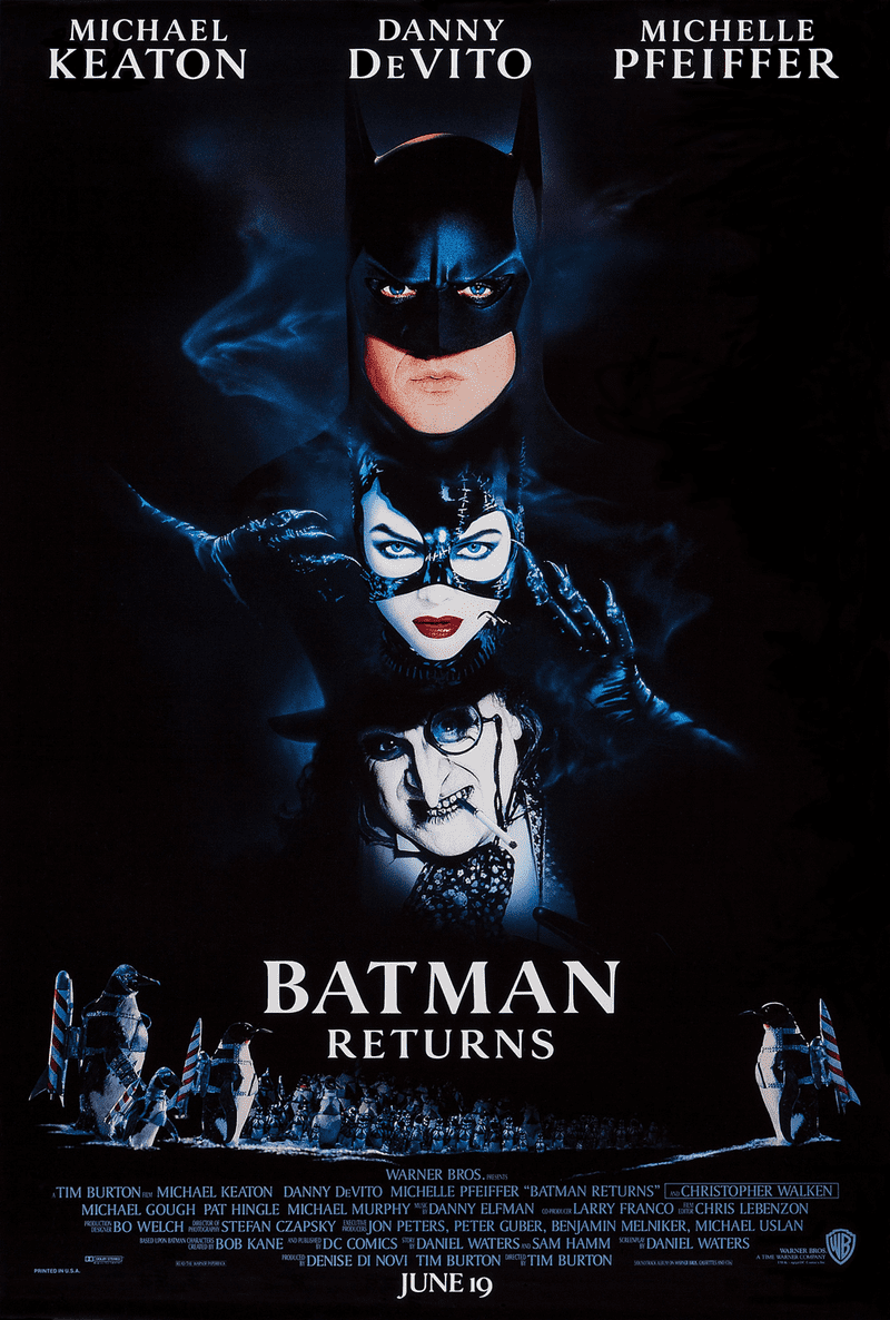 Batman Returns gave us amazing style