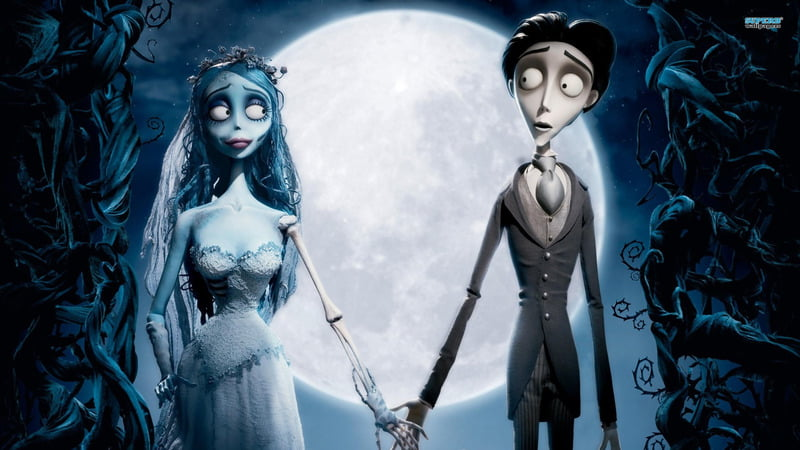 The Corpse Bride brought back Burton's claymation style
