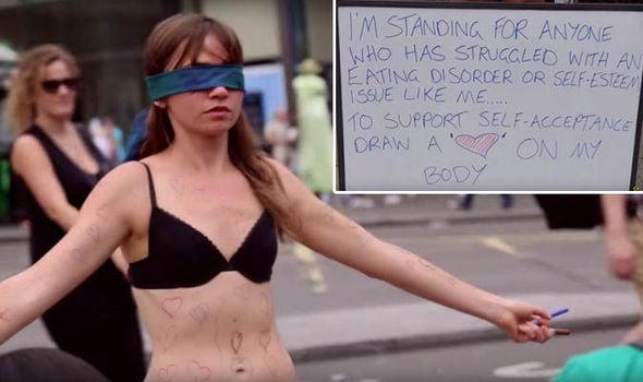 Jae West Stood In Her Underwear To Support Self-Acceptance