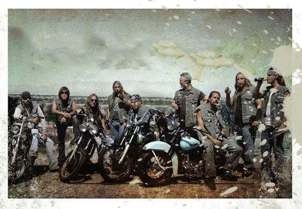 FX SAMCRO Redwood Originals Sons of Anarchy