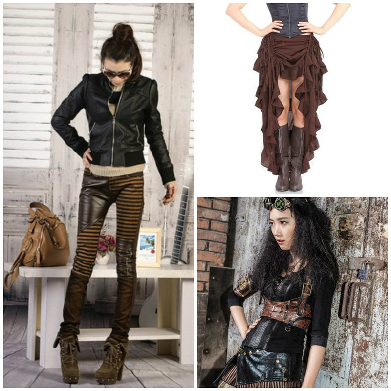 Steampunk fashion tips