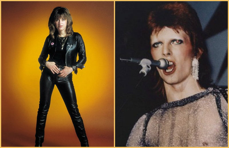 Glam Rock Icons  sc 1 st  RebelsMarket & DIY Costume Ideas For Groups Of Family And Friends