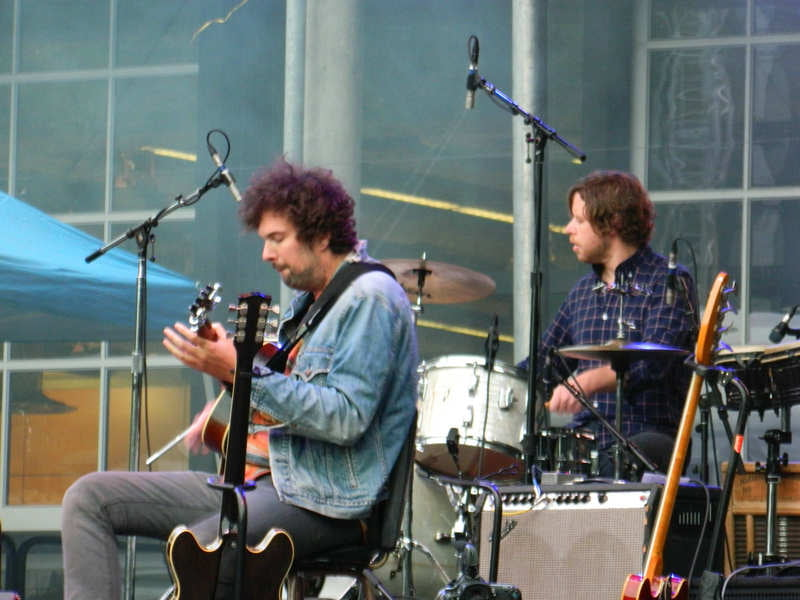 The Cave Singers, Bumbershoot 2015