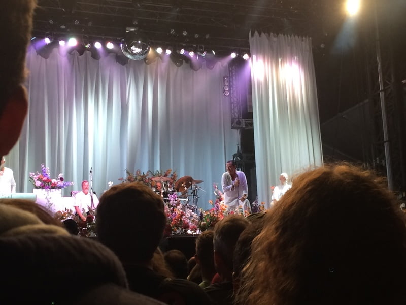 Faith No More, Bumbershoot 2015