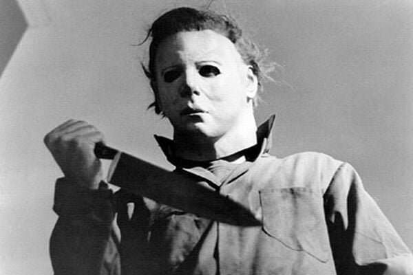 Michael Myers from the Halloween movies