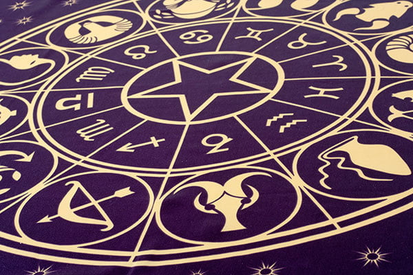 Astrological signs are used to tell your future.