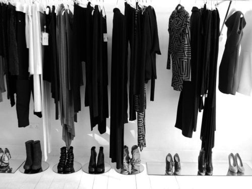 Tricks to keeping black clothing from fading