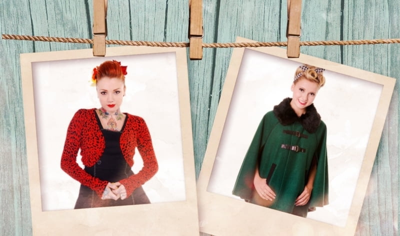 Retro, Pinup, and Rockabilly style at RebelsMarket