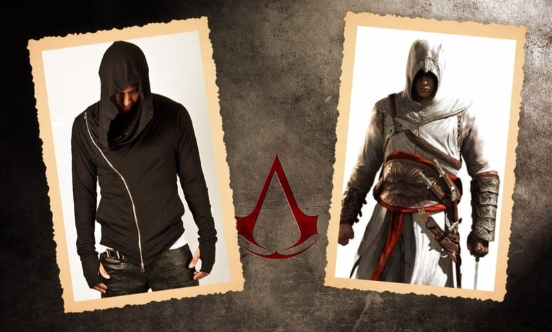 Assassin's Creed Hoodies for sale at RebelsMarket