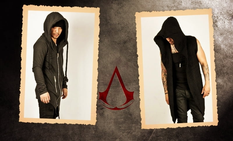 Buy Assassin's Creed Jackets at RebelsMarket.